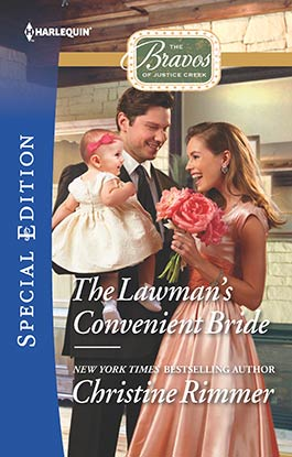 THE LAWMAN'S CONVENIENT BRIDE