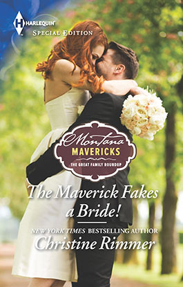 The Maverick Fakes a Bride!