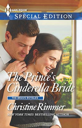 The Prince's Cinderella Bride