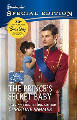 The Prince's Secret Baby