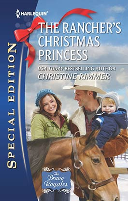The Rancher's Christmas Princess