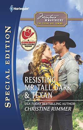 Resisting Mr. Tall, Dark & Texan